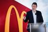 Απολύθηκε για «ανάρμοστη σχέση» ο CEO των McDonald's στην Αγγλία