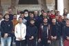 Πάτρα - Οι παίκτες της Παναχαϊκής προσκύνησαν την εικόνα της Παναγίας Σουμελά!