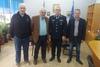 Επίσκεψη του Σωματείου εργαζομένων του ΠΓΝΠ στη Διεύθυνση Αστυνομίας Αχαΐας