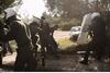 Φοιτητές έκλεισαν τη λεωφόρο Ποσειδώνος στο Καβούρι (φωτο)