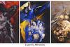 Ατομική Έκθεση του Ζωγράφου Στρατή Αθηναίου στη Βασιλική Αγίου Μάρκου