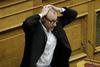 Κλέων Γρηγοριάδης - Ανέβηκε στο βήμα της Βουλής και φώναζε «Παραδίνομαι»