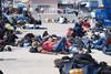 Δεκάδες προσαγωγές στον καταυλισμό του κέντρου υποδοχής προσφύγων Σάμου