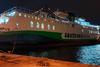 Πρόσκρουση του πλοίου «Olympus» με πλωτό γερανό μέσα στο λιμάνι