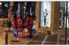 Ο Ελληνικός Ερυθρός Σταυρός υποστηρίζει τους άστεγους στο κέντρο της Αθήνας