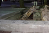 Αχαΐα: Ο πάγος έκανε κομμάτια το συντριβάνι της κεντρικής πλατείας Καλαβρύτων (φωτο)
