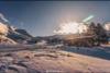 Σε λευκό φόντο οι ορεινές πειριοχές των Καλαβρύτων (φωτο)