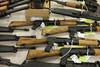 Νέο ρεκόρ κατασχέσεων πυροβόλων όπλων στα αμερικανικά αεροδρόμια