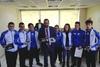 Ο Περιφερειάρχης βράβευσε τους μαθητές από την Αιτωλοακαρνανία που συμμετείχαν στην 21η Ολυμπιάδα Ρομποτικής