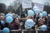 Μπολόνια - Στον δρόμο 40.000 μέλη του Κινήματος της Σαρδέλας