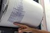 Σεισμική δόνηση 4,7 ρίχτερ νότια της Ρόδου