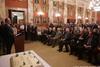 Ο Σύλλογος των Υπαλλήλων της Βουλής βράβευσε την «Κοινωνική κουζίνα»