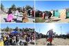 Πλαζ Πάτρας - Κόσμος και καρναβαλιστές δίπλα στη θάλασσα, στην καρδιά του χειμώνα (pics+video)