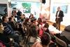 Ο Άγγελος Τσιγκρής μίλησε για τη σχολική βία στην Κουλούρα Αιγίου (φωτο)