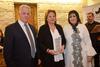 Πάτρα: Βραβείο και αριστείο κοινωνικής προσφοράς για τη Λούκα Κατσέλη (φωτο)