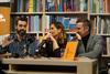 Παρουσιάστηκε το βιβλίο του πρώτου θεατρικού έργου του Γιώργου Καπουτζίδη (pics+video)