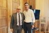 Με τον Κώστα Μπακογιάννη συναντήθηκε ο Πρόεδρος του ΚΕΘΕΑ, Χρίστος Λιάπης!