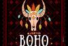 Boho Carnival Project at Oikos Bar