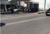 Πάτρα: Tροχαίο με τραυματισμό στην οδό Γεωργίου Παπανδρέου (φωτο)
