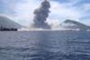 Έκρηξη ηφαιστείου προκαλεί ωστικό κύμα (video)