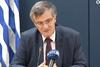 Τσιόδρας: 'Δεν είναι ώρα για άρση των περιοριστικών μέτρων'