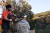 Ναύπακτος: Ένας εναλλακτικός τρόπος κουρέματος εν μέσω κορωνοϊού (video)