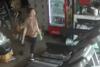 Διάδρομος γυμναστικής επιφύλασσε μια δυσάρεστη έκπληξη (video)