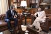 Μητσοτάκης - Συνάντηση με Σακελλαροπούλου για την πανδημία του κορωνοϊού