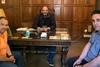 Πάτρα: Συνάντηση της ΕΑΥΑ με τον κυβερνητικό βουλευτή Αχαΐας Ιάσονα Φωτήλα