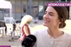 Αναστασία Παντούση: 'Προσέχουμε πολύ στις πρόβες' (video)