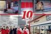 3Α ΑΡΑΠΗΣ - Με αέρα ανανέωσης η πατρινή αλυσίδα καλωσορίζει στην οικογένειά της το 10ονέο κατάστημα!