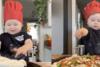 Ο μικρός σεφ που τρελαίνει το διαδίκτυο (video)