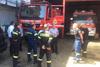 Στην Πυροσβεστική Υπηρεσία η περιφερειακή παράταξη Δυτική Ελλάδα-Δικαίωμα στην Πρόοδο (φωτο)