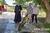 Ιερέας «έπιασε» ψάρι 35 κιλών (φωτο)