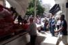 Πάτρα: Παρέδωσαν τρόφιμα σε Ρομά στην Κάτω Αχαΐα