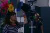 Ματίνα Νικολάου - Γύρισε την κάμερα και φίλησε on air τον σύντροφό της (video)