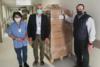 Πάτρα: Προσφορά της Λουξ στο Γενικό Νοσοκομείο 'Άγιος Ανδρέας'