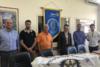 Πάτρα: Παραλήφθηκαν από το νοσοκομείο του 'Αγίου Ανδρέα' 10.000 γάντια μιας χρήσεως