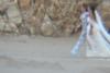 Η Εριέττα Κούρκουλου - Λάτση ανέβηκε τα σκαλιά της εκκλησίας! (video)