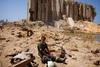 Λίβανος: Η κυβέρνηση είχε ειδοποιηθεί τον Ιούλιο για τον κίνδυνο έκρηξης από τα χημικά