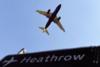 Χίθροου: Σχεδόν 90% κάτω σε επιβάτες τον Ιούλιο συγκριτικά με τον Ιούλιο του 2019