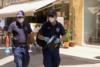 'Βροχή' τα πρόστιμα για μη χρήση μάσκας - 21 παραβάσεις στη Δυτική Ελλάδα