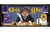 Αλέξανδρος Δουμάς - Προς τιμήν του το σημερινό Google Doodle