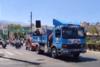 Μηχανοκίνητη πορεία κατά των νέων μέτρων για τον κορωνοϊό στα Χανιά (video)