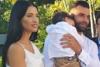 Αθηνά Πικράκη και Γιώργος Τζαβέλλας βάπτισαν τον γιο τους! (φωτο)