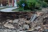 Σοκαριστικό βίντεο από την Καρδίτσα: Πλημμύρισε σχεδόν όλη η πόλη (video)