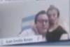 Αργεντινή: Σάλος με βουλευτή που φίλησε το στήθος της γυναίκας του (video)