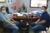 ΣΚΕΑΝΑ: Συνάντηση με τον Αντιδήμαρχο οικονομικών Διονύση Πλέσσα