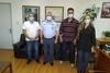 Επίσκεψη της Ένωσης Αστυνομικών Υπαλλήλων Αχαΐας στη ΓΕ.Π.Α.Δ. Δυτικής Ελλάδας