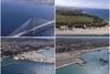 Εναέρια περιήγηση πάνω από την παραλιακή ζώνη της Πάτρας (video)